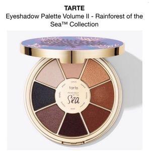 Tarte Eyeshadow Palette Volume ii 2 Rainforest Sea